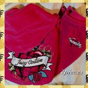 BIG KIDS Juicy 2piece jogger/lounge wear